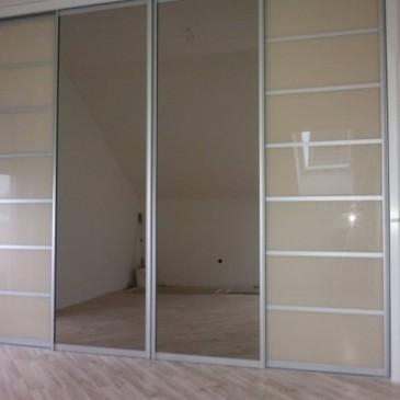 Premične pregradne stene za različne prostore